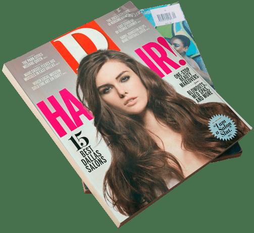 D Magazine Names The Do Cut and Color #1 Hair Salon in Dallas TX